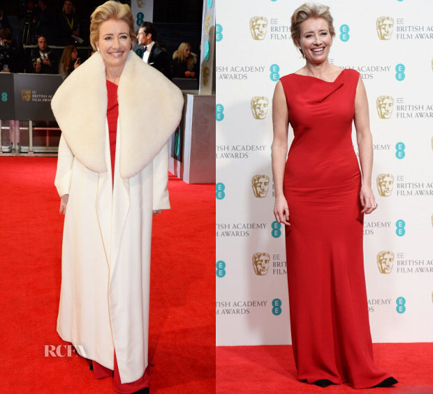 Emma-Thompson-In-Maria-Grachvogel-2014-BAFTAs